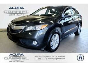 2014 Acura RDX AWD Tech Package CUIR+TOIT+NAVI+BLUETOOTH+CAMERA+