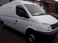 LDV MAXUS 3.5T 120LWB FOR QUICK SALE