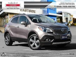 2014 Buick Encore INTEREST RATE AS LOW AS 0.9%