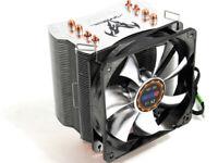 CPU Cooler: Titan Fenrir TTC-NK85TZ(RB), Retail Boxed, sealed as new, for AMD & Intel LGA775/1366