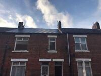 2 bed upper flat on Russel street in Jarrow (DSS WELCOME)