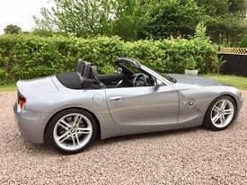 BMW Z4M (58 plate)