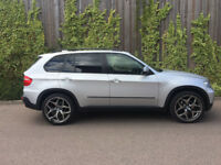 BMW X5 + 3.0D SE + 2007 + NEW SHAPE + AUTOMATIC + 125K FULL SERVICE HISTORY