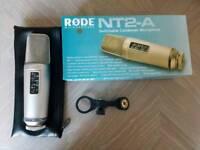 RODE NT1A Studio Condenser Microphone