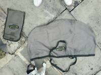 Fishing Weigh sling and gas