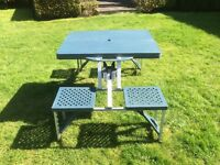 Camping/Picnic fold away table