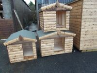 STRONG DOG KENNELS FROM £80.00