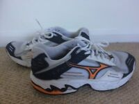 Ladies Mizuno Wave Running Trainers Shoes - Size 6 excellent condition