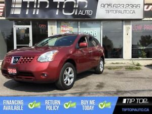 2010 Nissan Rogue SL ** Leather, AWD, Bluetooth, Sunroof **