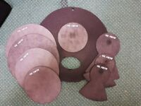 Vic Firth Drum Silencer pad set