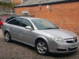 58 VAUXHALL VECTRA EXCLUSIVE 1.9 CDTI 120BHP - PX WELCOME