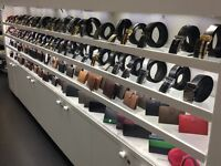 BUCKLE SHOP IN WESTFIELD STRATFORD SHOPPING CENTRE