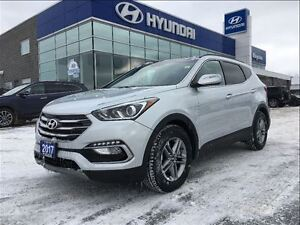 2017 Hyundai Santa Fe Sport 2.4 SE *LEATHER-PANORAMIC SUNROOF*