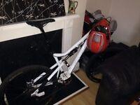Mountain bike high end evolution G2,same like Specialized, Kona, Scott or Giant