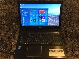 """Acer Aspire F5-571 15.6"""" Laptop- Black"""