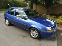Ford Fiesta Flight -very low mileage