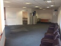 Refurbished D1 Property To Let 1,300 sq ft with Car Parking - High Wycombe Town Centre