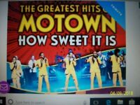 Blackpool Motown 4tickets 25th may& prem Inn hotel rrp £140