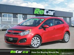2013 Kia Rio EX HEATED SEATS | SUNROOF | ONLY $57/WK TAX INC....