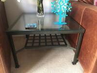 Trendy coffee table