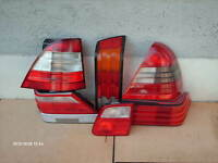 MERCEDES TAIL-LIGHTS