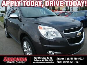 2014 Chevrolet Equinox LTZ NAVI/B.CAM/DVD/ROOF/LOADED