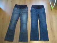 Maternity trousers - size 8 (10)