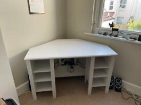 IKEA BRUSALI corner desk