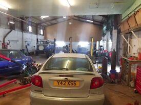 shed / workshop/ storage/ for rental