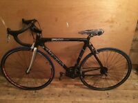 "Sale or swap Carbon fiber 26"" road race bike"