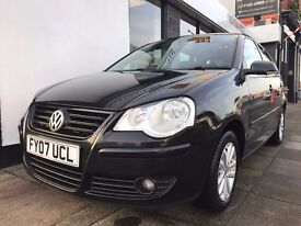 Volkswagen Polo 1.4 S 5dr FULL SERVICE HISTORY