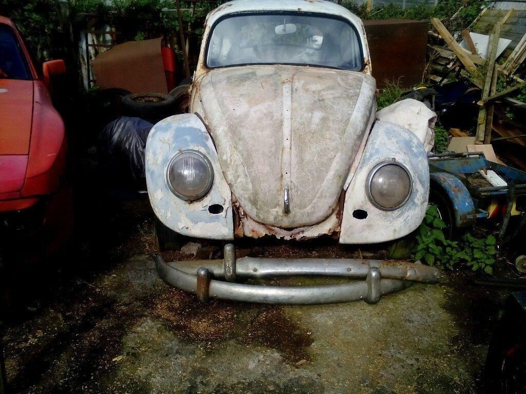 vw beetle 1967 £850.