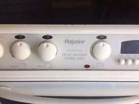 white cooker 60 cm full working . delivery service available