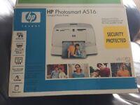 Photo printer with box