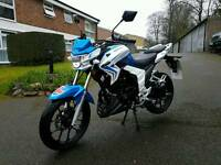 Lexmoto Venom 125cc *Like New 25 miles*