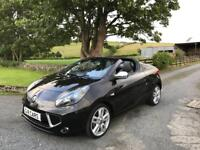 2010 (60) RENAULT WIND ROADSTER COLLECTION 1.6 VVT. LOW MILEAGE, FSH, BLUETOOTH, 1 YEAR MOT