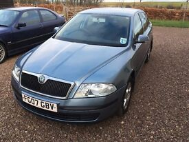 Skoda Octavia 2007 2.0 TDI - LOW MILES - BARGAIN PRICE - PRIVATE SALE