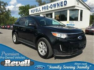2013 Ford Edge SEL...Ford credit lease return, Nav, Power liftga
