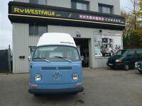 1970 Volkswagen Type 2 Westfalia