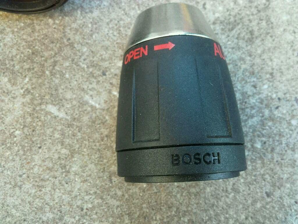 Bosch keyless chucks