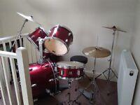 CD drum Kit