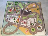 Car play mat