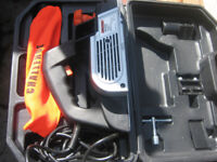 ELECTRIC PLANER IN AS NEW CONDITION