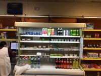 **REDUCED** Multi Deck display Fridge. Dairy Fridge. Commercial Cooler