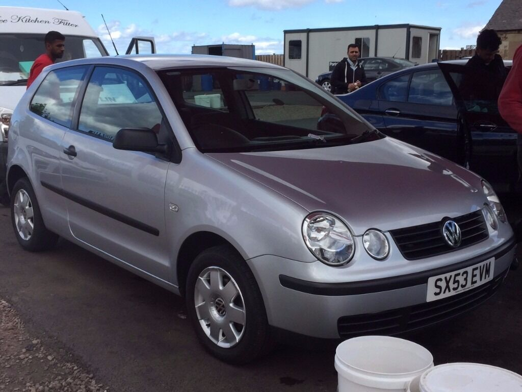 Spotless condition 2003 volkswagen polo 1 4 3dr service history long mot superb