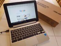 Asus Google Chromebook Flip C100P Tablet Laptop 360 Touchscreen 16GB SSD / 4GB MEM