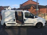 Vauxhall convo 2013 Twin side doors stunning van