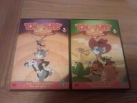 Dvds Tom And Jerry £1 each