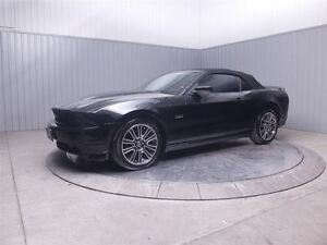 2012 Ford Mustang GT CUIR MAGS