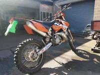 ktn 200 exc road legal